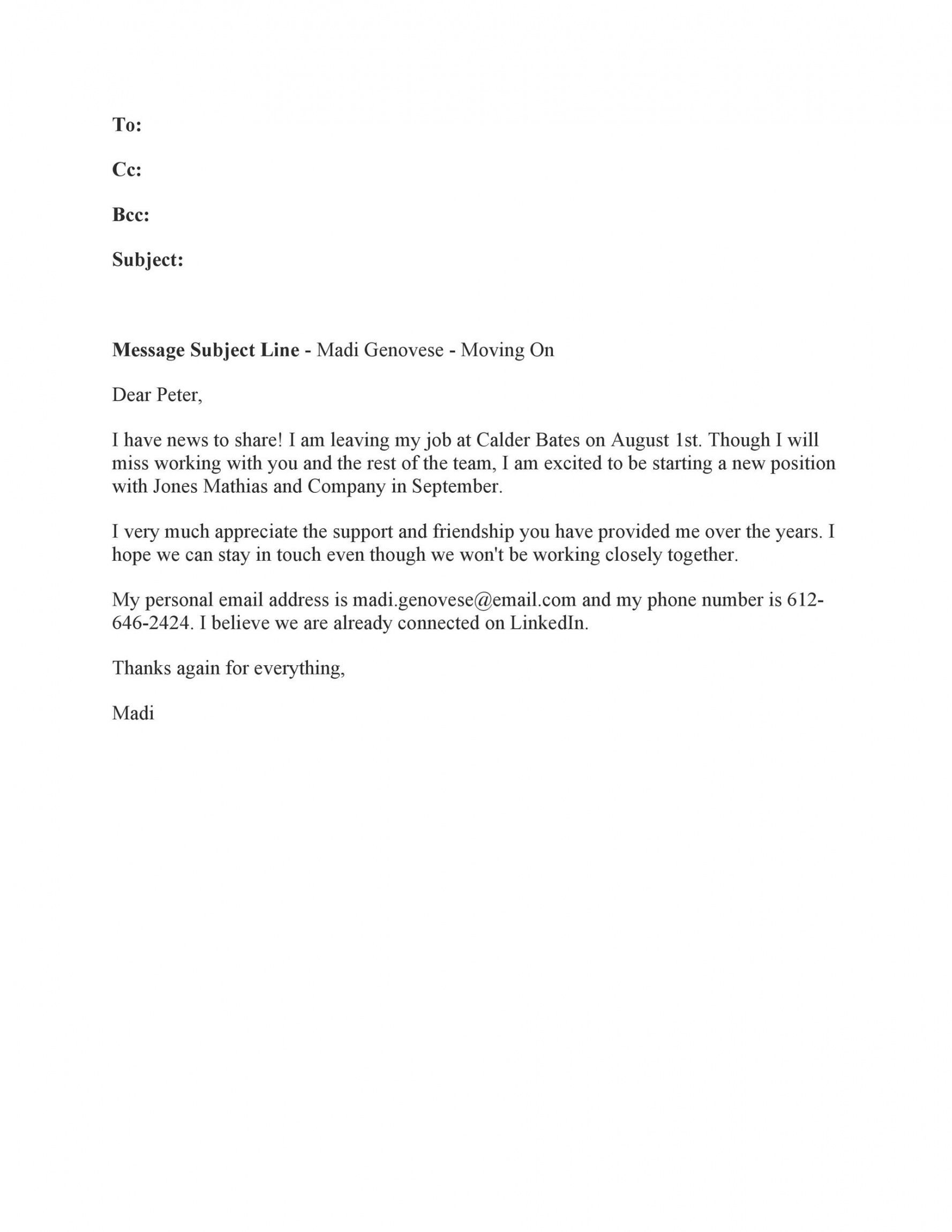 Browse Our Image Of Heartfelt Resignation Letter To Coworkers For Free Farewell Letter To Colleagues Goodbye Letter To Colleagues Resignation Letter