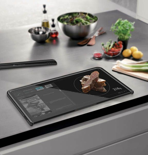 Smart Kitchen Products Almighty Cutting Board By Jaewan Jeong