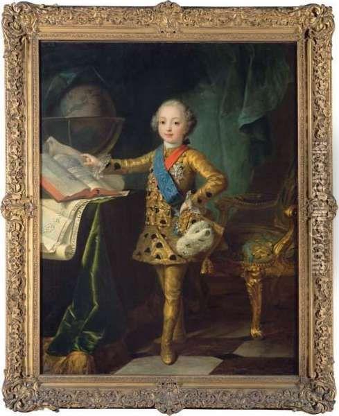 Portrait Du Comte D'artois Enfant Oil Painting, Jean Martial Fredou Oil  Paintings - NiceArtGallery.com   Childrens portrait, Painting, Tudor history
