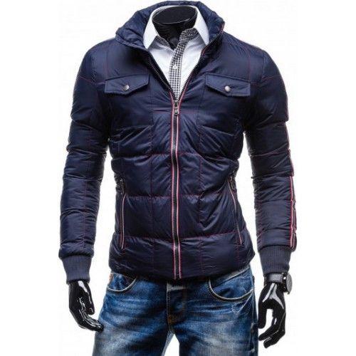68a222097 Panske bundy na jar a jeseň - krasna presivaná bunda, vetrovka ...