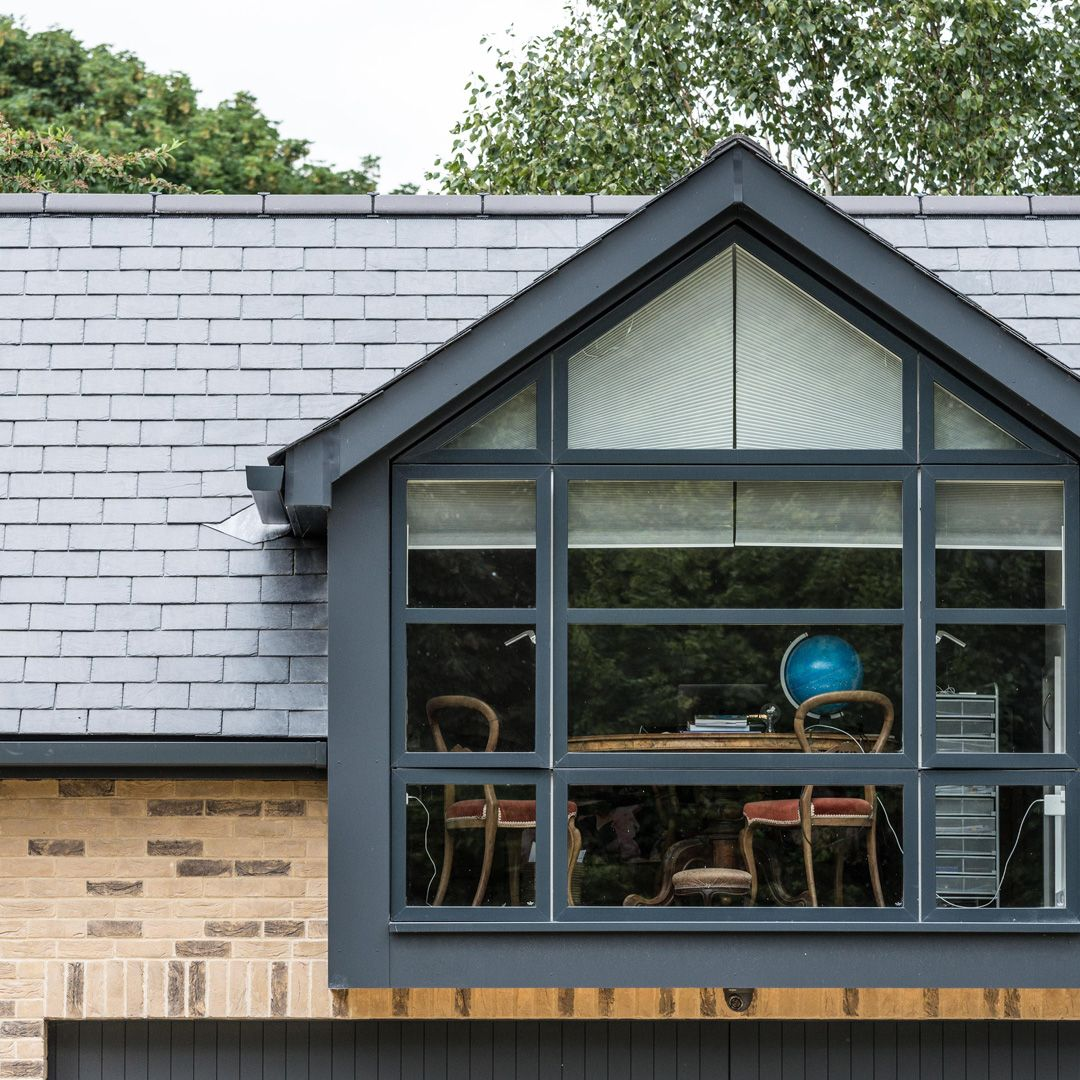 Characterful Yet Contemporary Luxury At Lansdowne House Slate Roof House House Roof Contemporary House