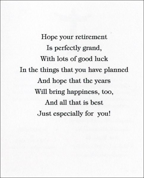 Today - Retirement Card | Retirement | Pinterest | Retirement