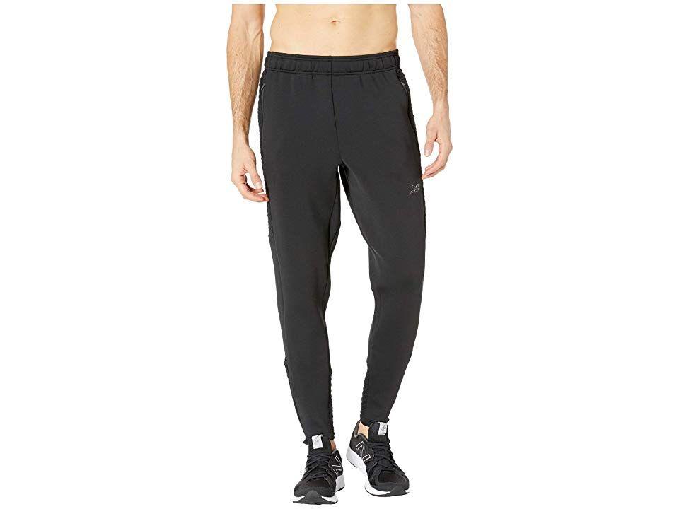 d15b9d8d8 New Balance NB Heat Loft Pants (Black) Men s Workout. Turn up the ...