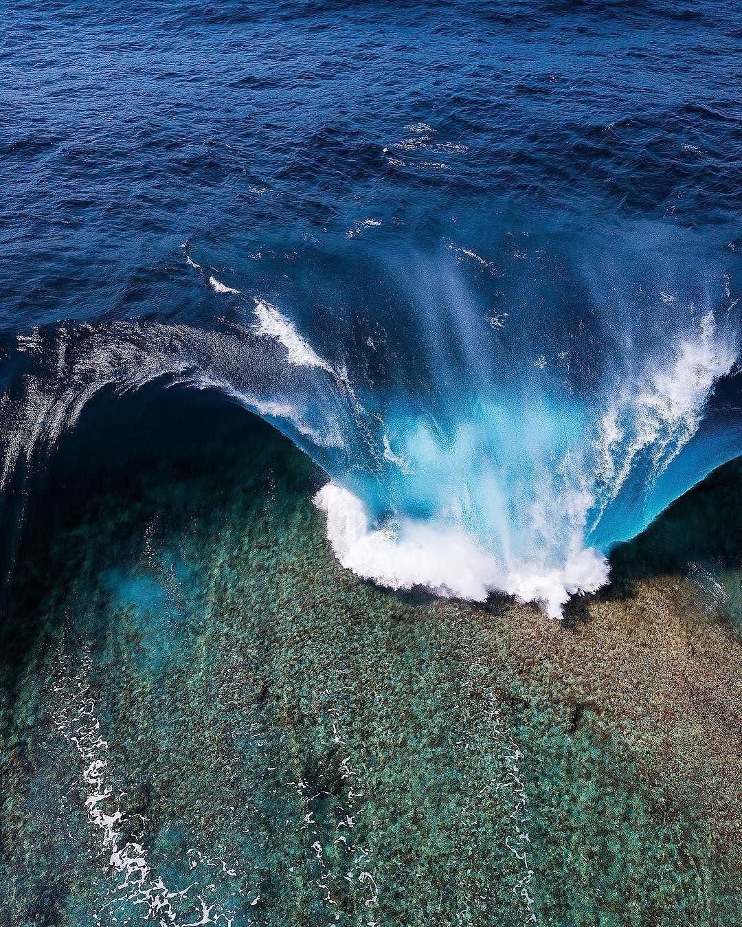 Polarpro On Instagram Sometimes You Just Have To Go With The Waves Pick Up The Phantom 4 Pro Cinema Series Collecti Surfing Waves Waves Surfing Photography