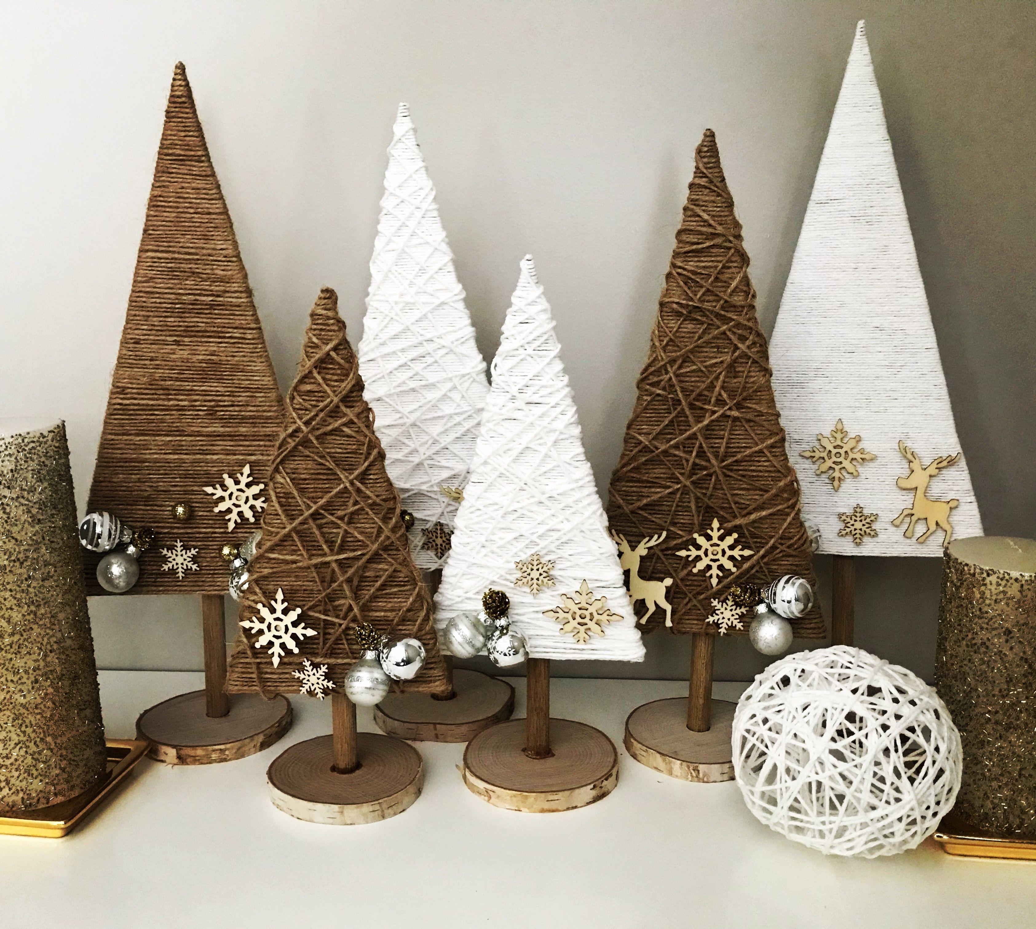 Handmade Christmas Tree I Love Them Handmade Christmas Tree Handmade Christmas Christmas Decor Diy