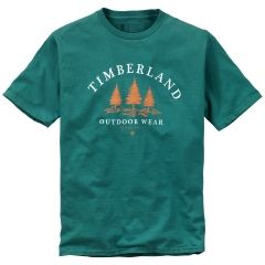 Men's Short Sleeve Three Tree T-Shirt - Timberland
