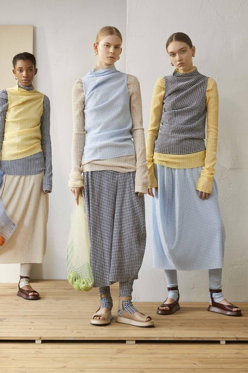 Jil Sander Spring/Summer 2019 Resort | wear it | Fashion ...