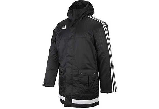 adidas Tiro 15 Stadium Jacket Black | Adidas soccer