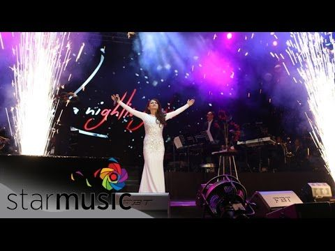 LANI MISALUCHA - Whitney Houston Medley (La Nightingale The Return Concert)