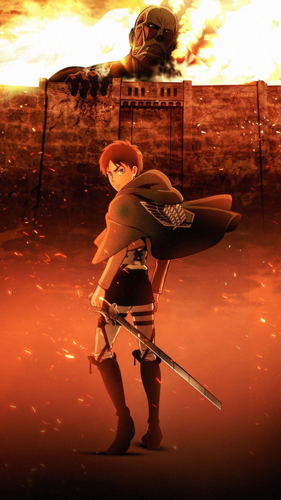 Yuriko nakao/getty images attack on titan is a popular anime series that has also spawned movies and video games. Eren Jaeger | Titans, Attaque des titans, Anime