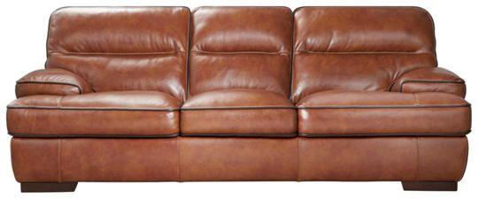 Cody Sofa Art Van Furniture Leather Sofa Brown Leather Sofa