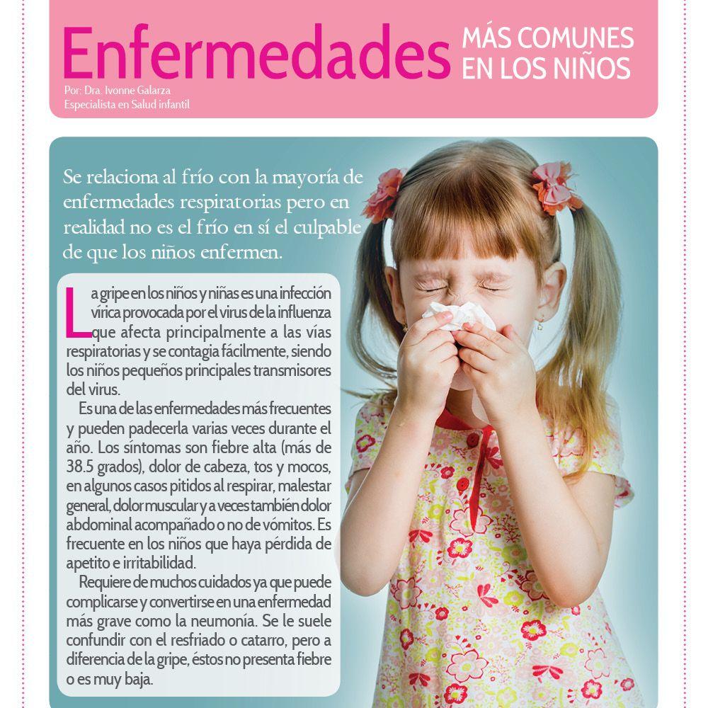 Revista Mi Pediatra Y Familia Salud Infantil Ninos Enfermedades