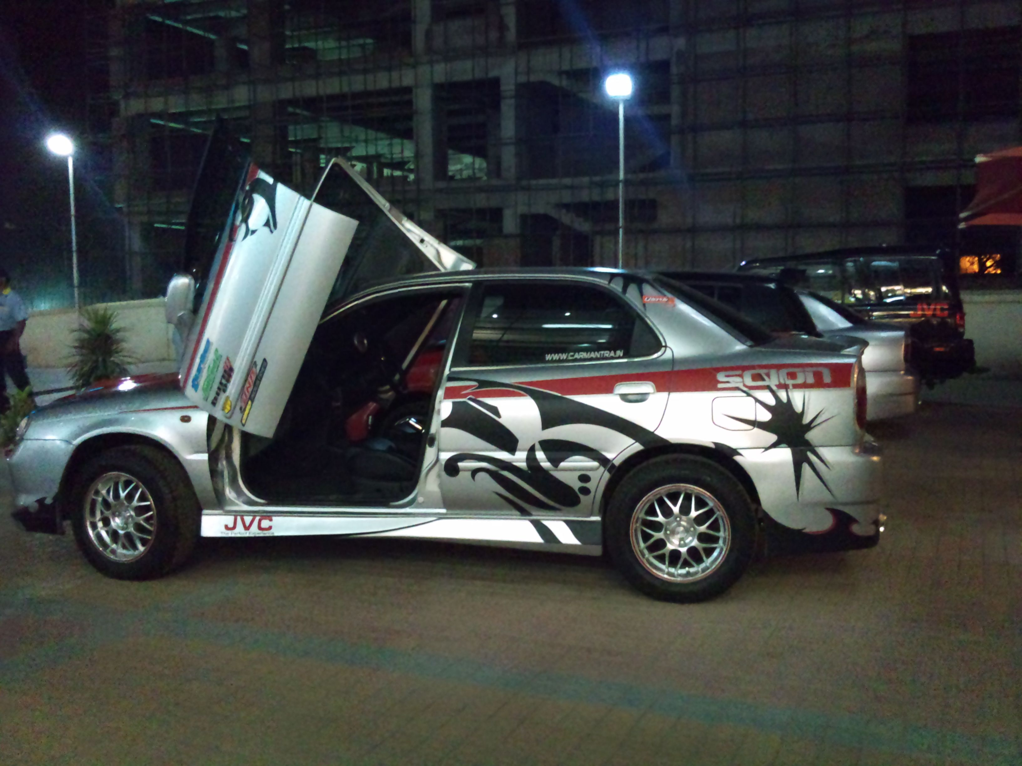 Steeroids In Driven By Passion Modified Cars Car Sharing Suzuki