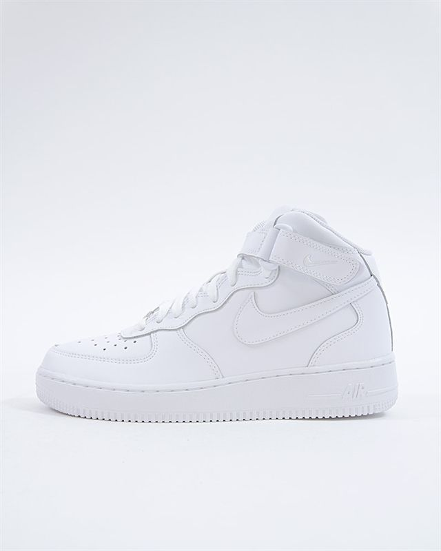 best service a0af4 6c82b Nike Air Force 1 Mid (GS) Basketball   314195-113   Vit   799 -