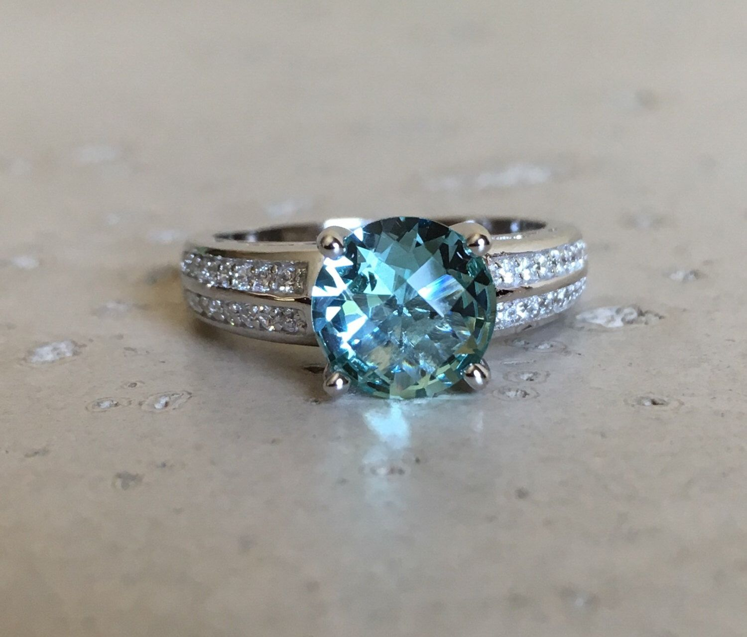 kelsall and green harriet citrine aquamarine quartz topaz ring rings engagement