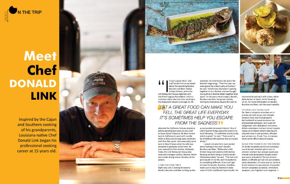 Magazine Layout in 2020 | Magazine layout, Typography magazine, Food  magazine