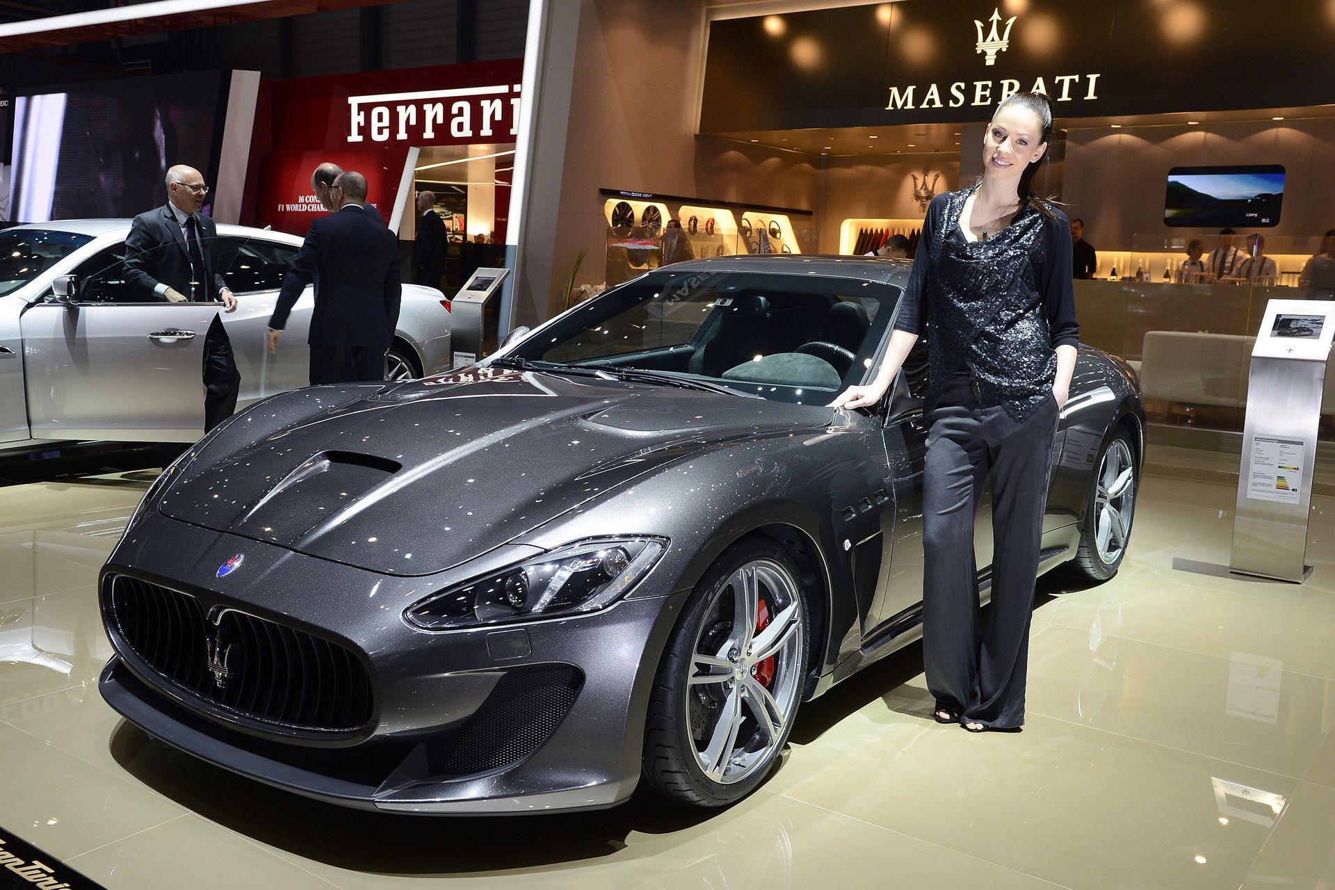 Maserati GranTurismo MC Stradale 3D Wallpaper | Maserati | Pinterest ...