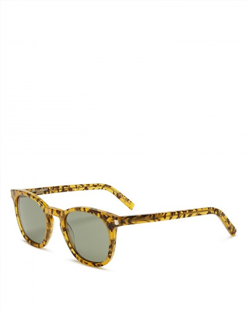 340.00$  Buy now - http://viojc.justgood.pw/vig/item.php?t=k55emtd59773 - Saint Laurent Surf Sunglasses, 49mm 340.00$
