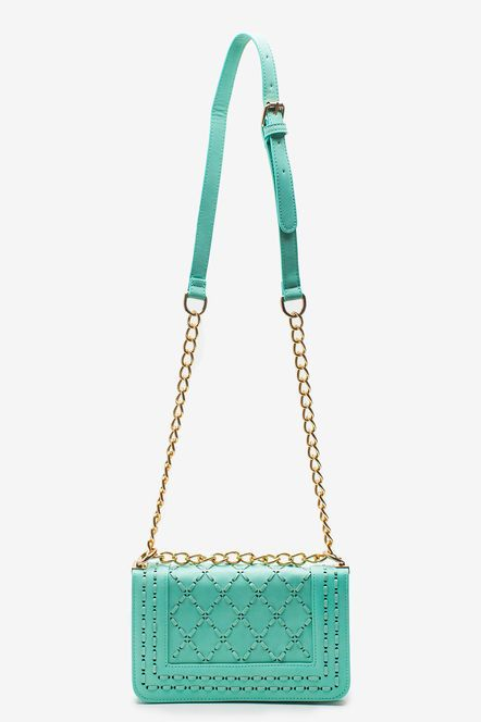 Mary Kate Braided Faux Leather Crossbody