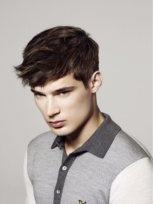 Fantastic 1000 Images About Mens Hairstyles For Fine Hair On Pinterest Hairstyles For Men Maxibearus