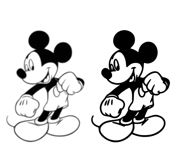 Download Mickey Mouse SVG Files | Mickey mouse pictures, Mickey ...