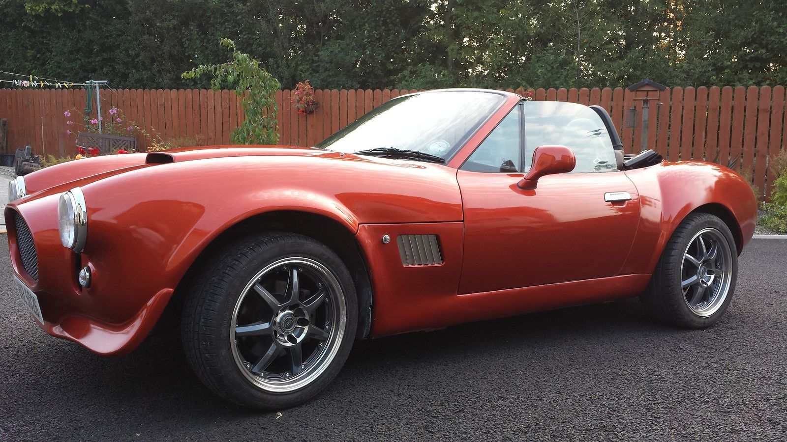 Bmw Z3 Based Cobra Body Conversion Kit Car Szukaj W