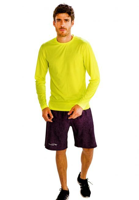 42756e14d2e Get Neon Yellow Full Sleeve T-Shirts with discount price at Clothing  Dropshipping.