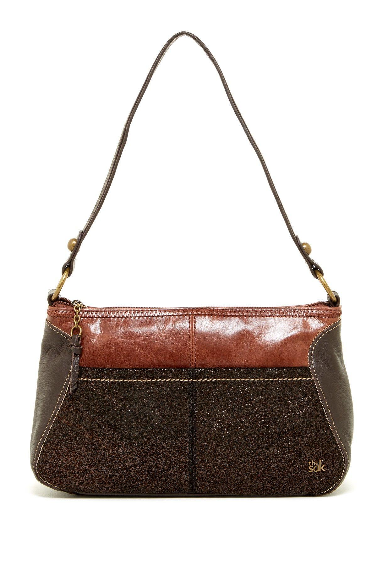The Sak   Iris Leather Shoulder Bag   Nordstrom, Shops and Leather ...