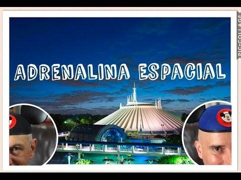 Adrenalina Espacial - Space Mountain