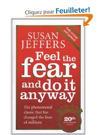 Feel The Fear And Do It Anyway Amazon Fr Susan Jeffers