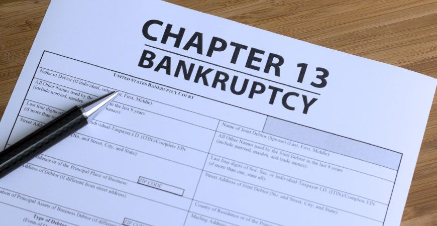 The main reason for choosing chapter 13 bankruptcy over ...