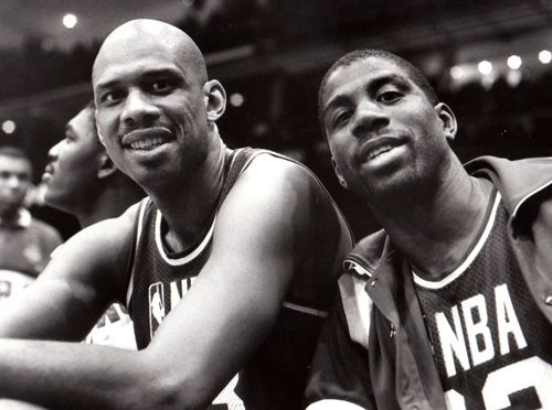 greatest lakers. these are the great ones. when they played at the forum. LA Lakers, fast break makers, kings of the court, shake and bake all takers