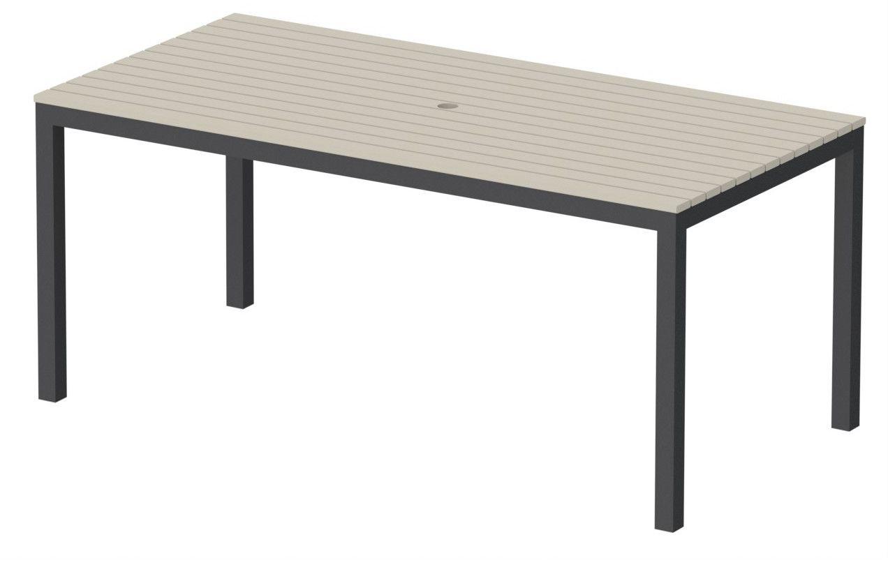 Elan Furniture Loft Outdoor 72 X 36 Counter Height Table