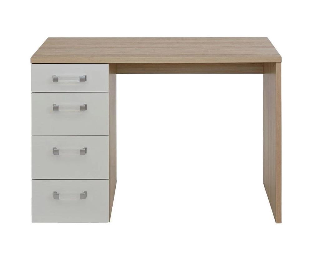 Hayden Student Desk In 2020 Writing Desk With Drawers Student Desks Small Bedroom Desk