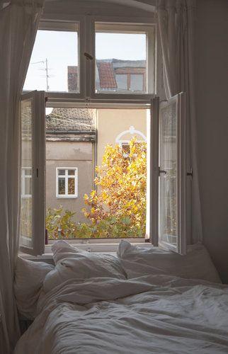 Die Schönsten Wohn  Und Dekoideen Aus Dem November | SoLebIch.de   Foto  Von. Fenster BettSchöne ...