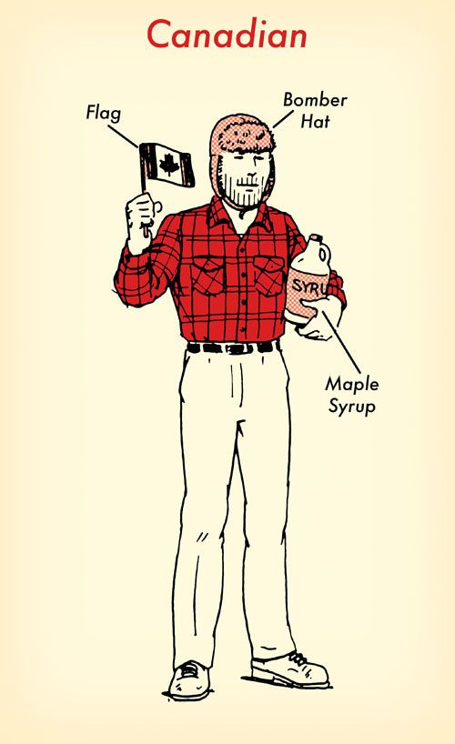 How to Use One Red Flannel Shirt for 7 Halloween Costumes ...