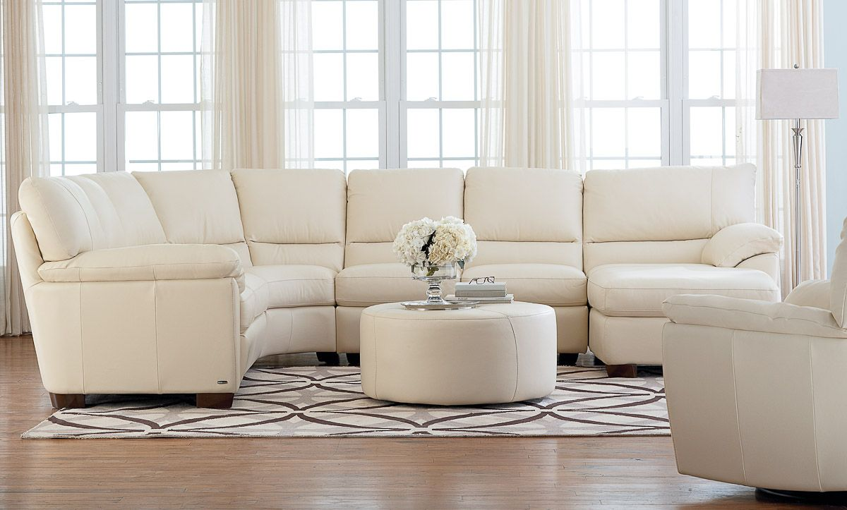 Natuzzi Klaus Sectional For Our Home Pinterest