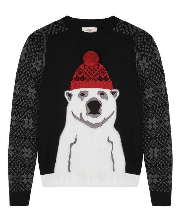 Next Christmas Jumpers.15 Christmas Jumpers For Men That Will Get You In The