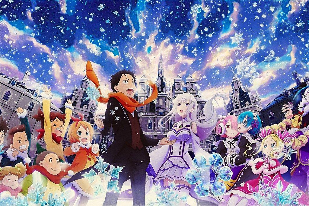 rezero kara hajimeru isekai seikatsu