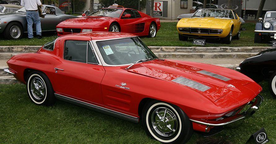 The Top 20 Ferrari Models Of All Time Moneyinc Com >> The Top 10 Corvette Models Of All Time