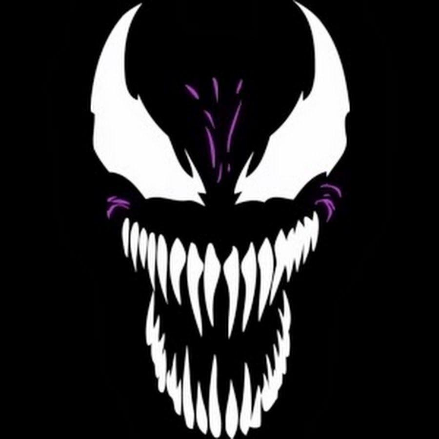 Venom Grin Vector