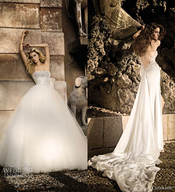 Chiaradè Wedding Dresses | Italian wedding dresses, Wedding dress ...