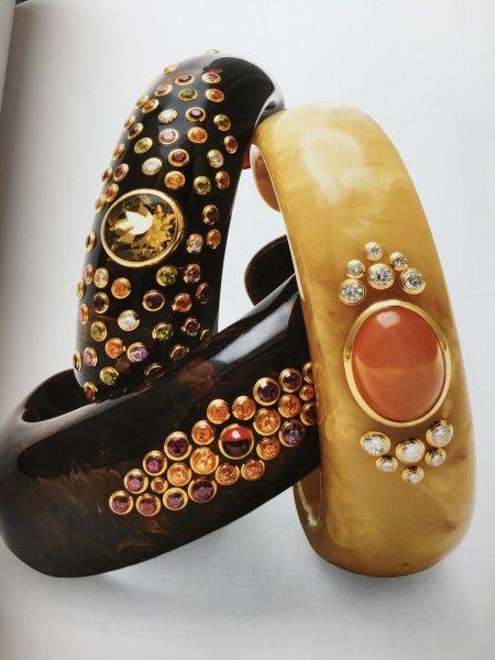 mark davis bracelets from jeweler by stellene volandes