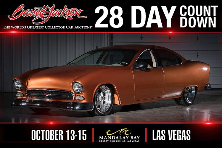 """Known as """"The Retrolet,"""" the fabrication of this #custom #coupe took one year…"""