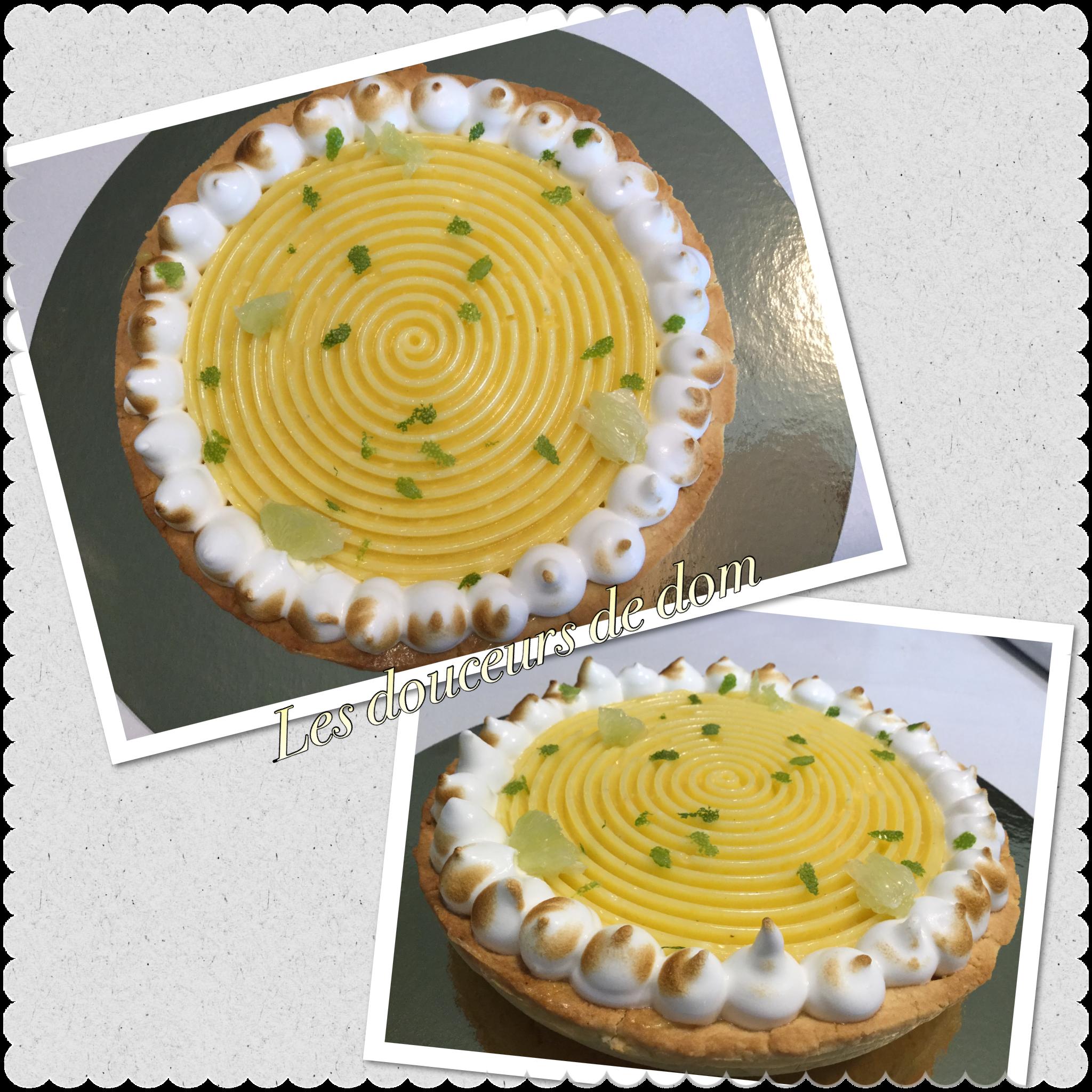 Moule A Tartelette Professionnel tarte citron déco faite avec moule tourbillon silikomart