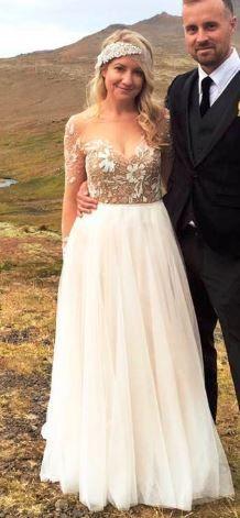 a7ffe2bcc2d Hayley Paige Remmington Gown