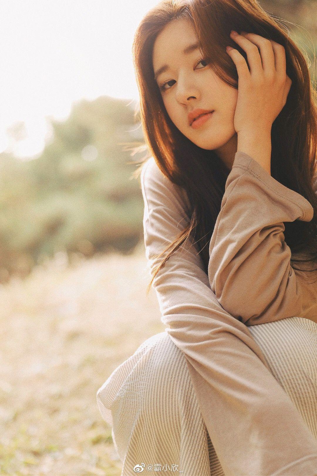 Pin oleh Tiểu Anh 小英 di 赵露思 Aktris, Kecantikan orang