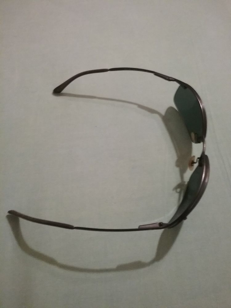 1784bc47420 Ray-Ban P RB3183 006 71 Polarized Black Sunglasses  fashion  clothing