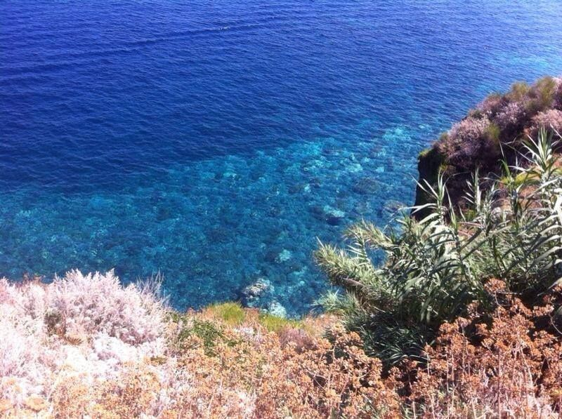 Salina- Eolie- Sicilia