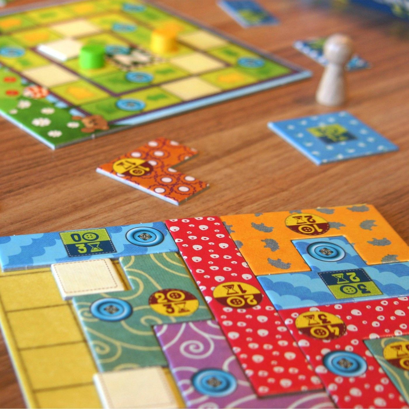 Patchwork Express Board Game in 2020 Board games, Games